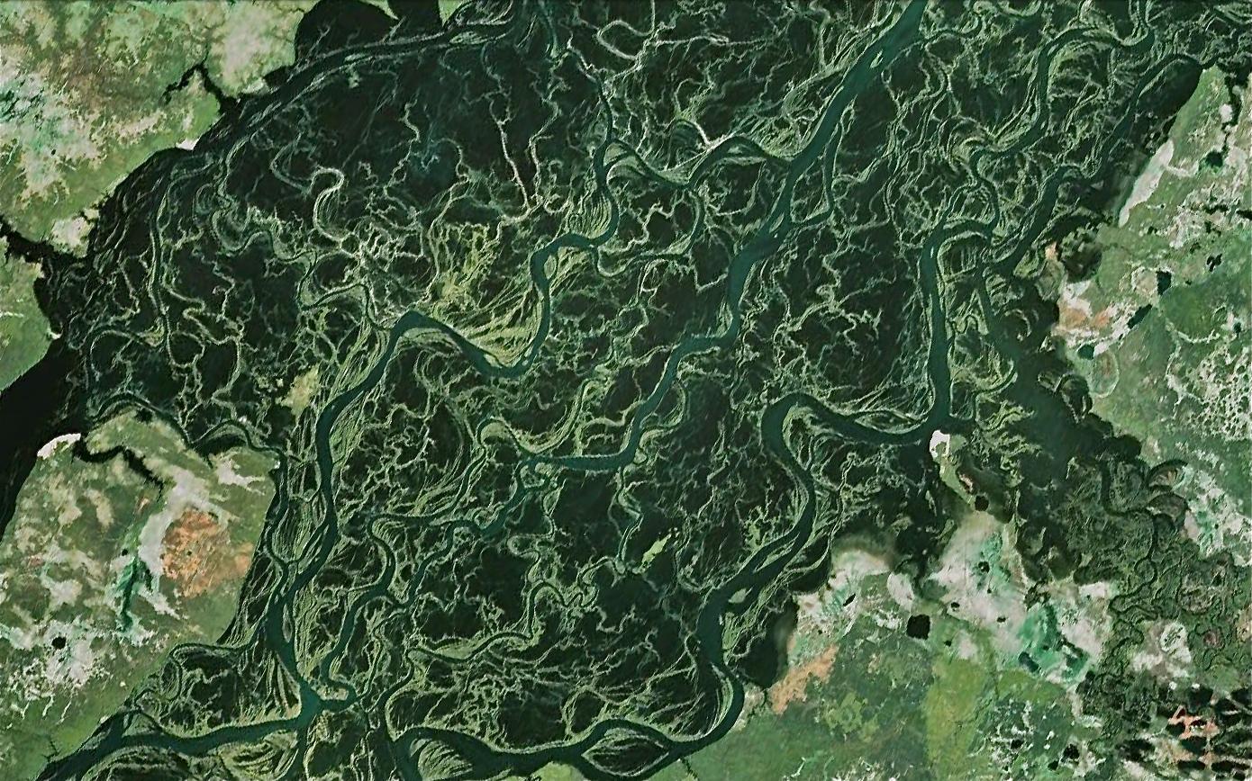 Ob' river (russia)